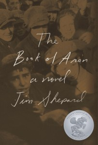 Book Of Aron book cover