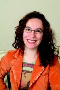 Naomi Novik headshot
